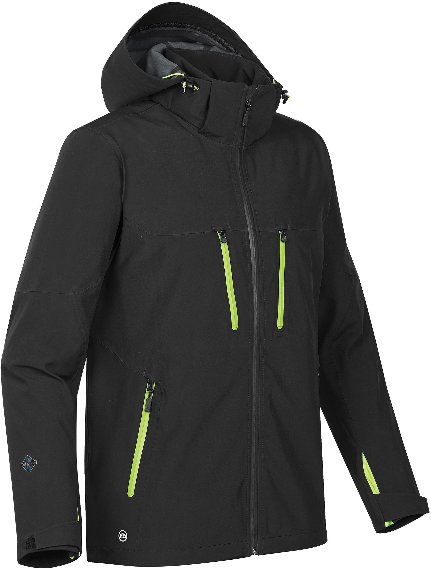 STORMTECH MEN'S PATROL SOFT SHELL JACKET