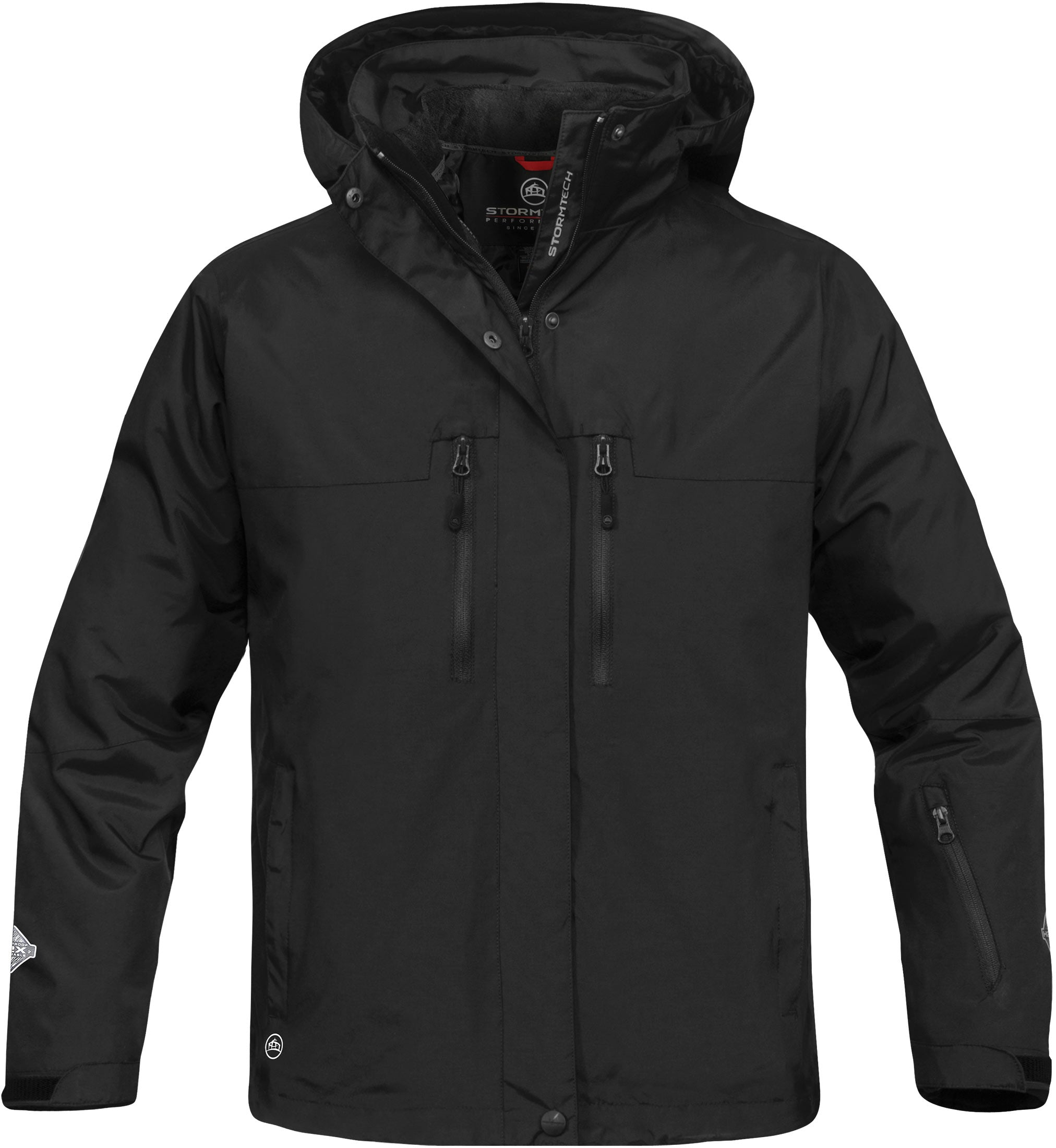 STORMTECH LADIES RANGER 3-IN-1 SYSTEM JACKET