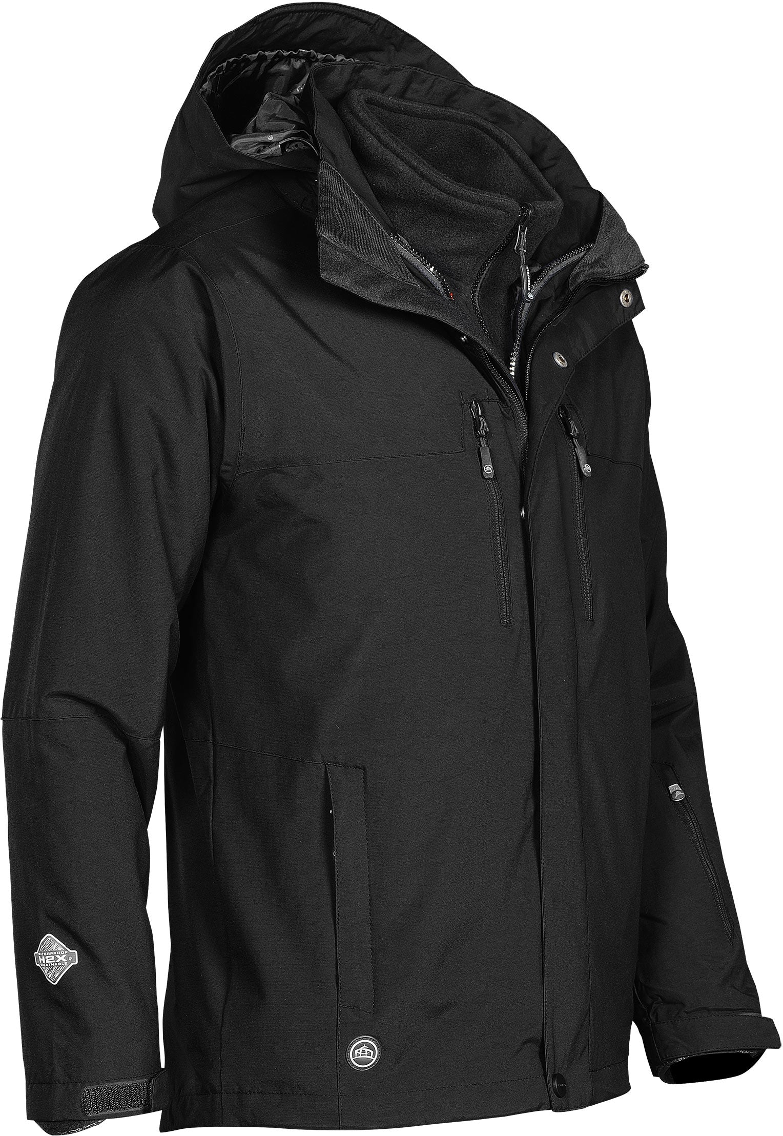 STORMTECH MEN'S RANGER 3-IN-1 SYSTEM JACKET