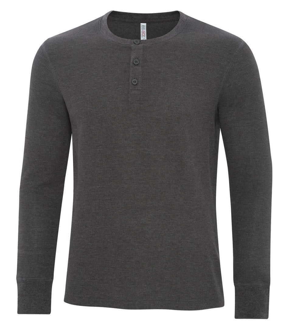 ATC™ ESACTIVE® MEN'S VINTAGE THERMAL LONG SLEEVE HENLEY