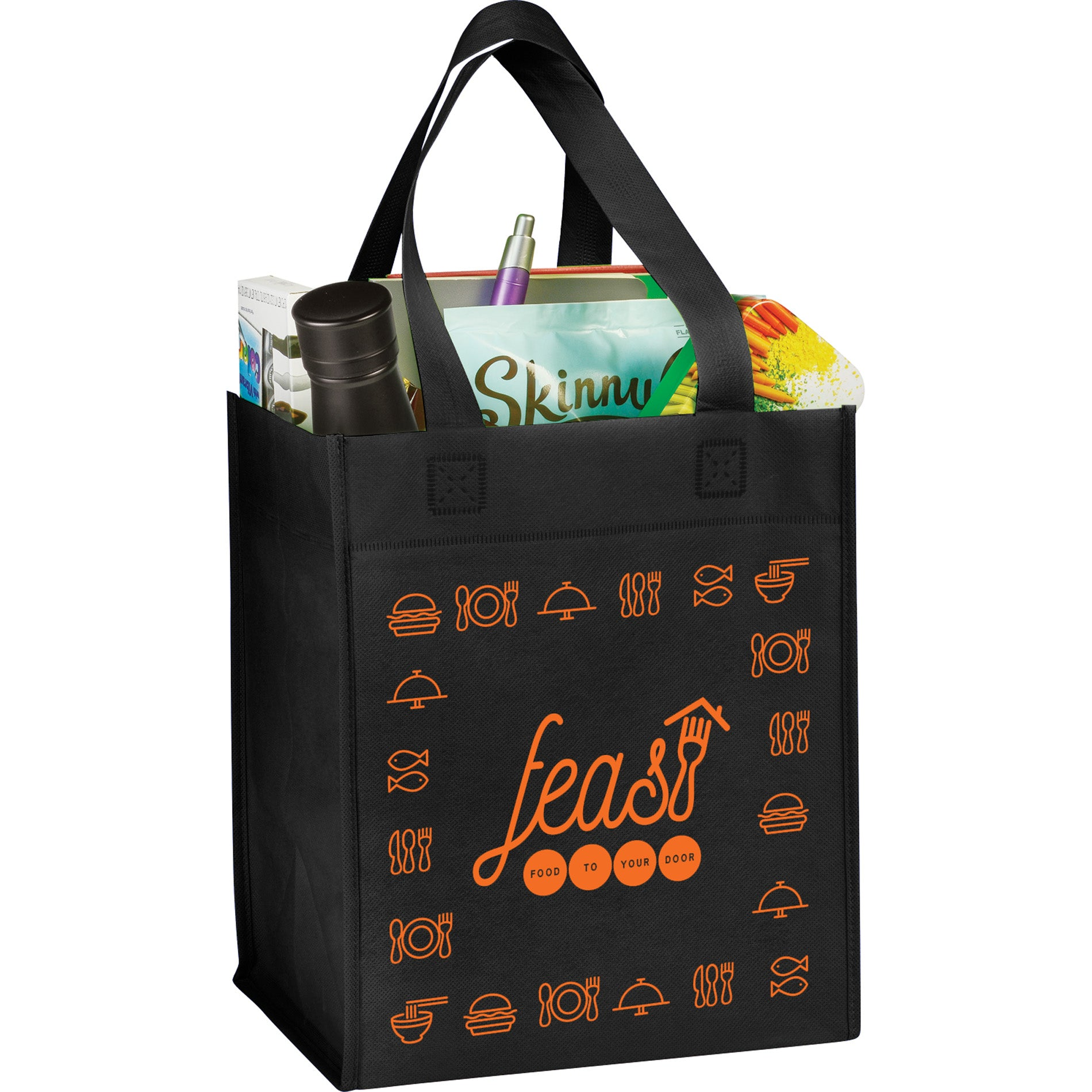 BULLET BASIC GROCERY TOTE