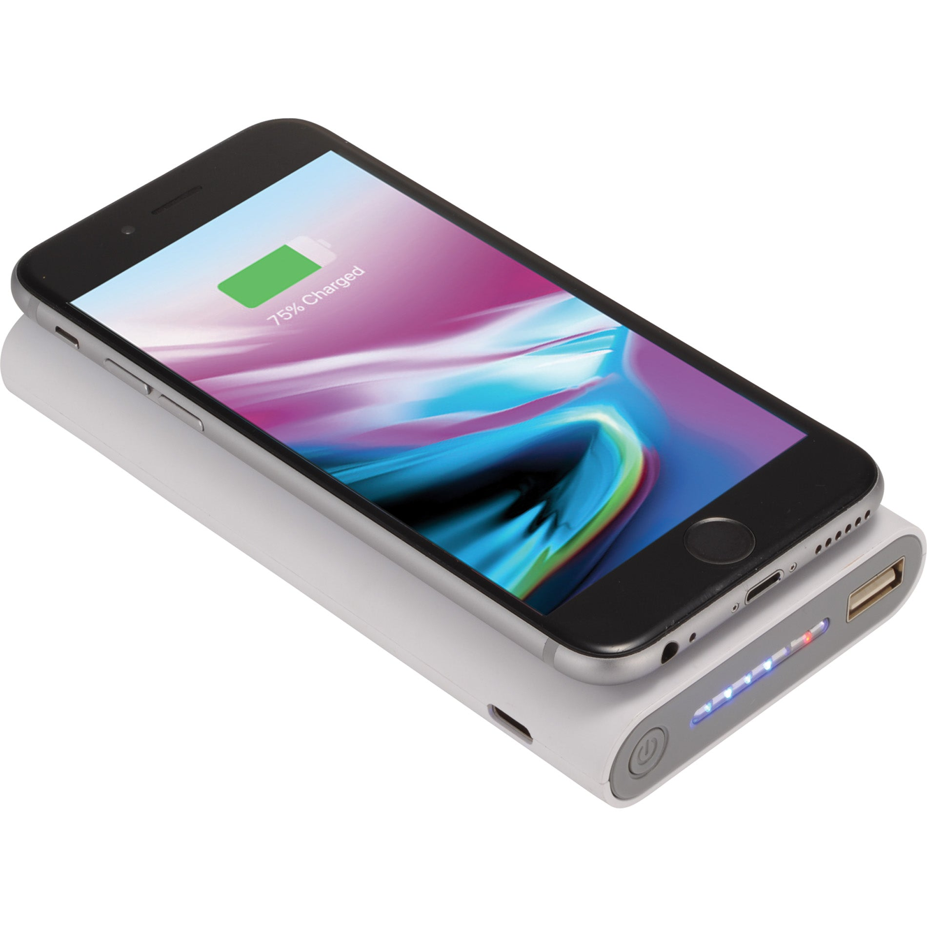 LEEDS UL LISTED BLEND 4,000 MAH WIRELESS POWER BANK