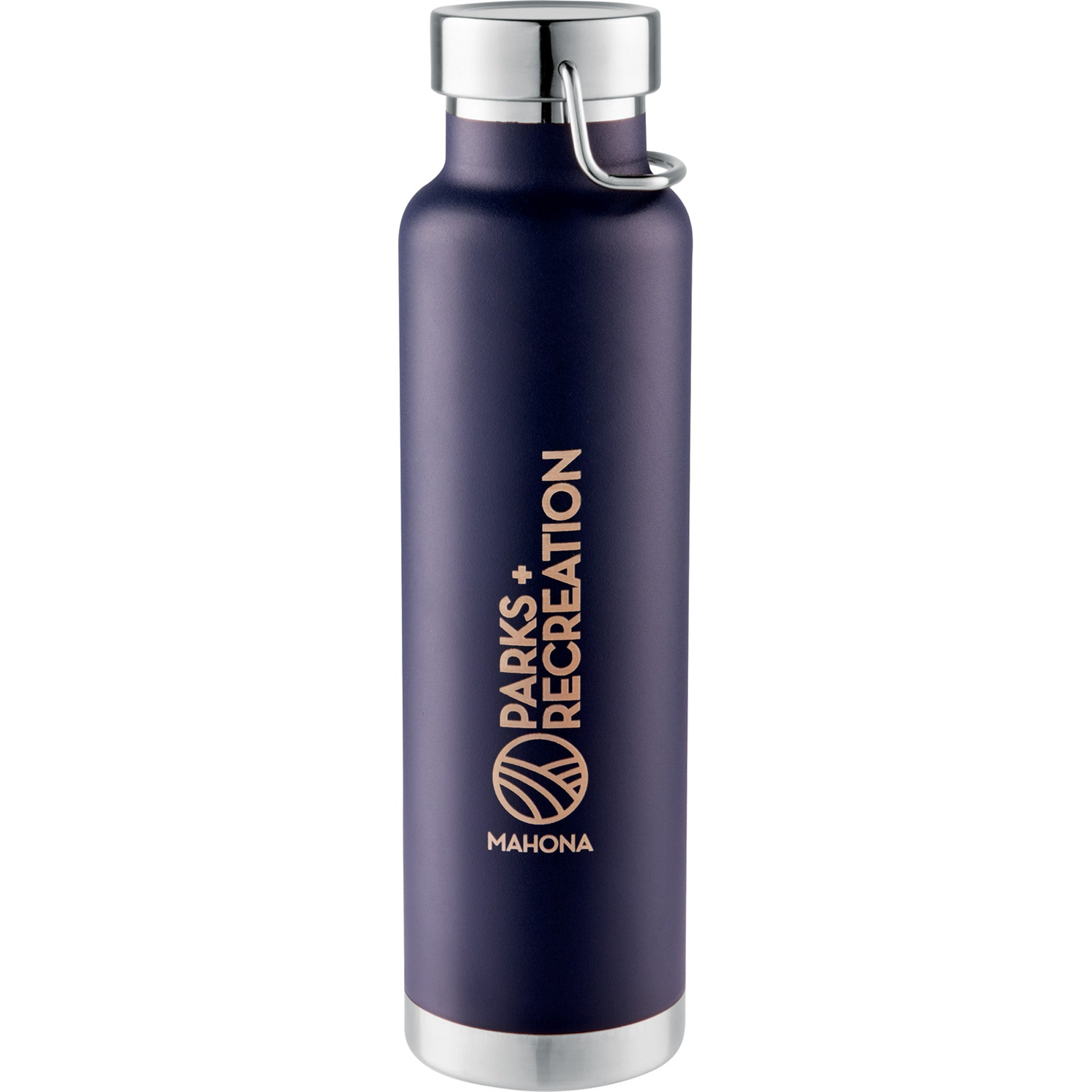 LEEDS THOR COPPER VACUUM INSULATED BOTTLE 220Z