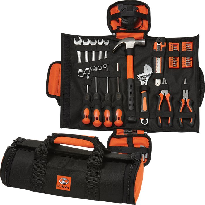 STARLINE 45 PIECE FOLDABLE TOOL SET