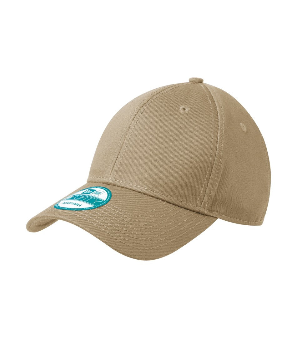 NEW ERA® ADJUSTABLE STRUCTURED HAT