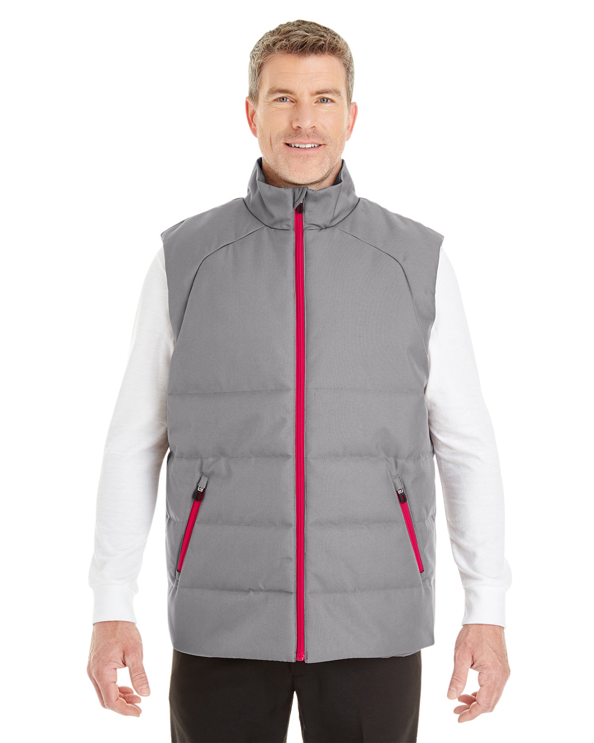 NORTH END MEN'S ENGAGE INSULATED VEST