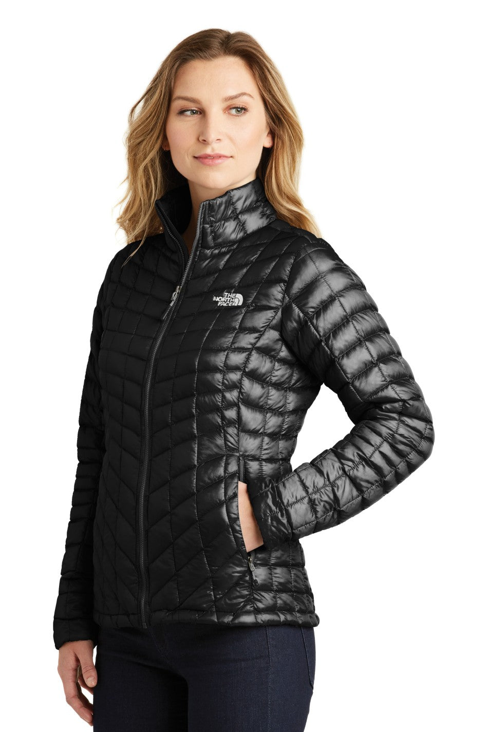 SANMAR THE NORTH FACE® LADIES THERMOBALL™ TREKKER JACKET