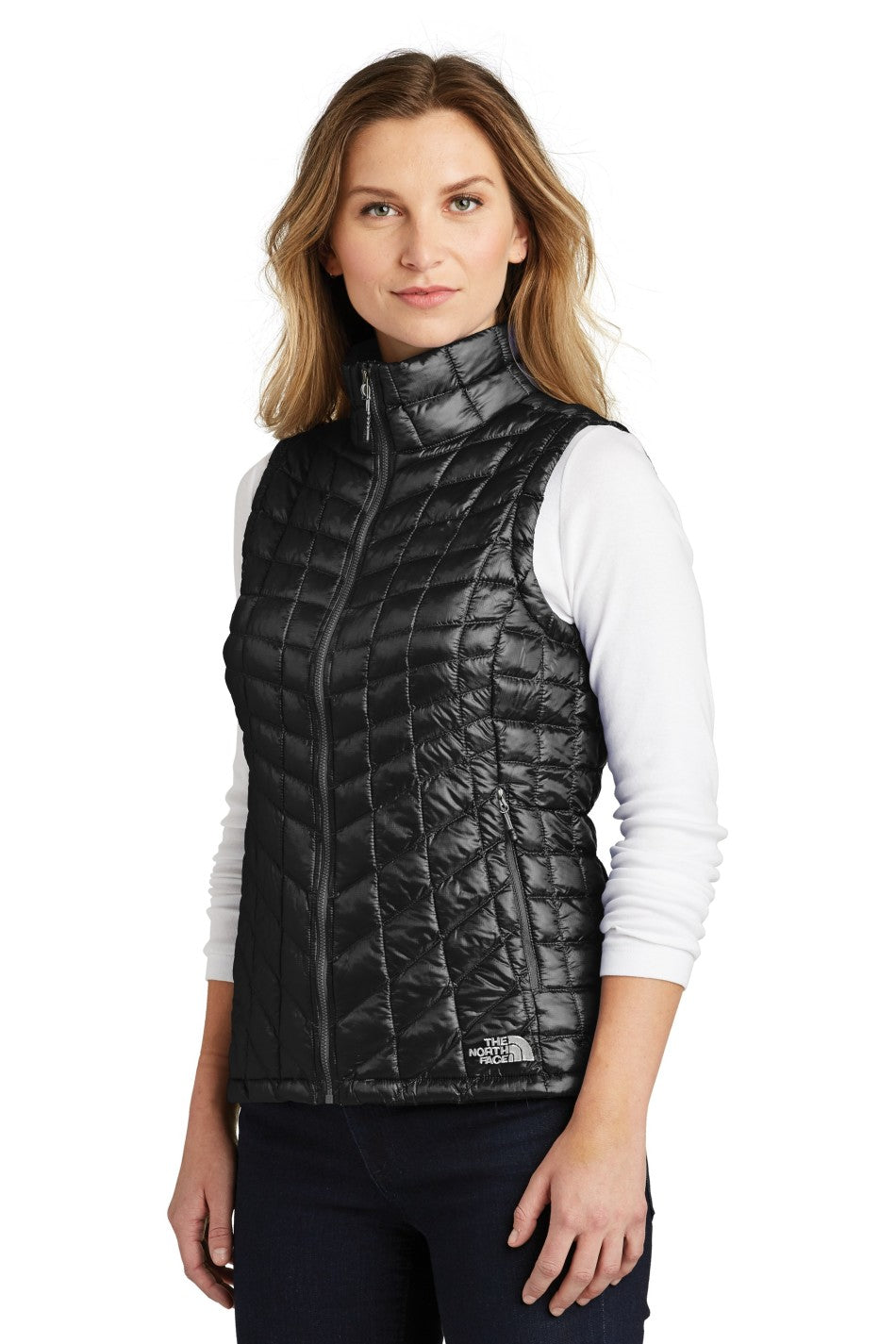 SANMAR THE NORTH FACE® LADIES THERMOBALL™ TREKKER VEST