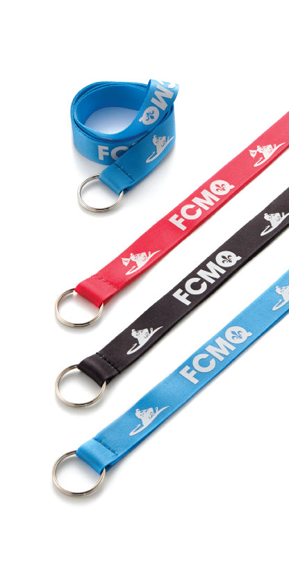DML DELUXE POLYESTER LANYARDS