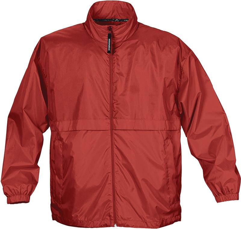 STORMTECH MEN'S SQUALL PACKABLE JACKET
