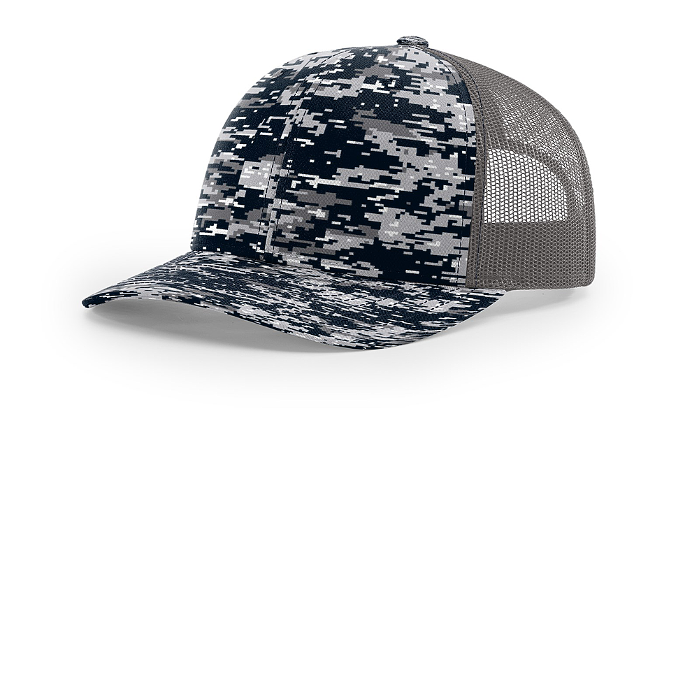 RICHARDSON® PRINTED TRUCKER HAT
