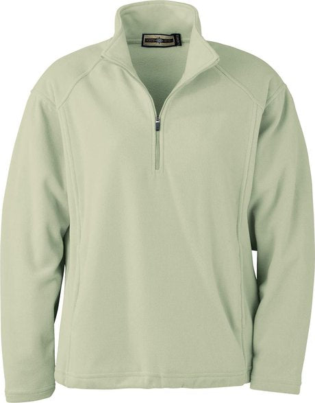 NORTH END LADIES MICROFLEECE HALF ZIP