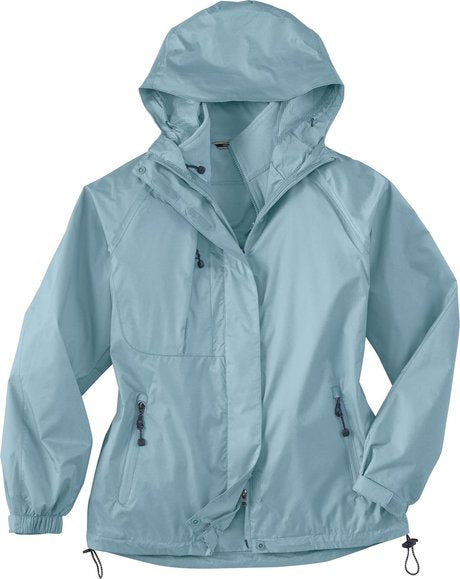 NORTH END 3-IN-1 TECHNO PERFORMANCE SEAM-SEALED HOODED JACKET