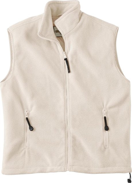 NORTH END MEN'S INTERACTIVE FLEECE VEST