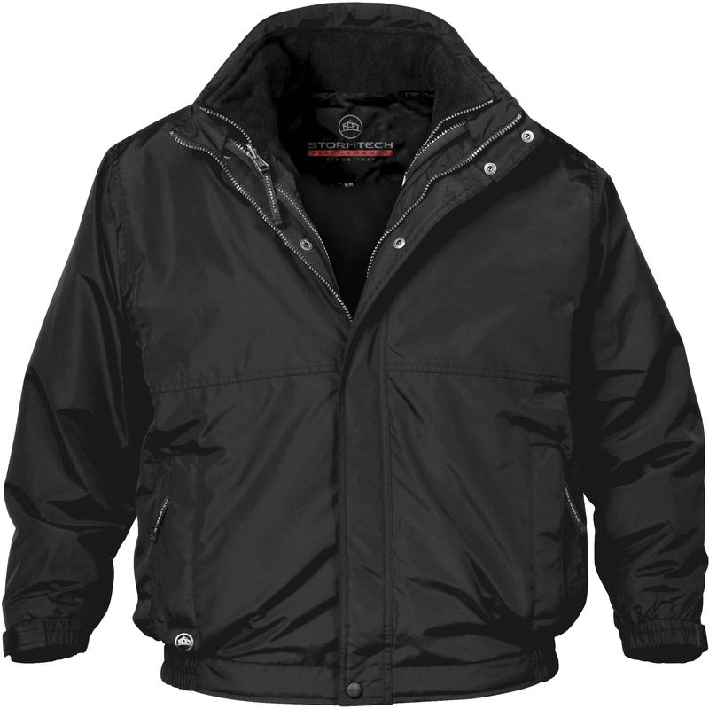 STORMTECH YOUTH EXPLORER 3-IN-1 SYSTEM JACKET