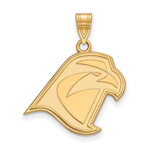 Bowling Green State Falcon Gold Charm