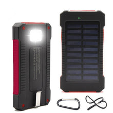 Portable Water Resistant Solar Power External Battery Bank - my Eco Friendly Boutique