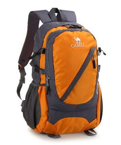 Unisex High Capacity Travel Backpack Double Shoulder Bag