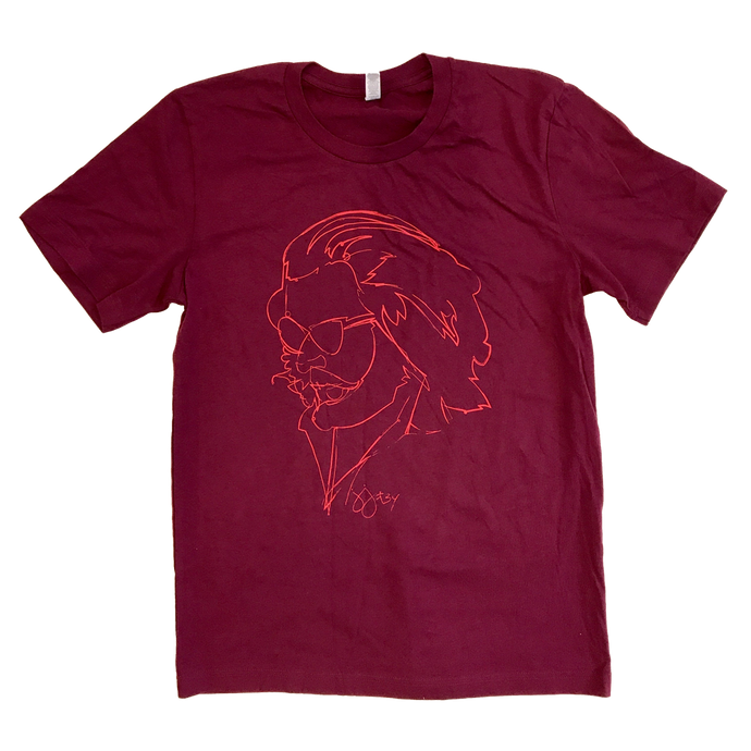 Jim James - One Liner T-Shirt