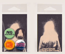 Jim James - Uniform Distortion Button Pack