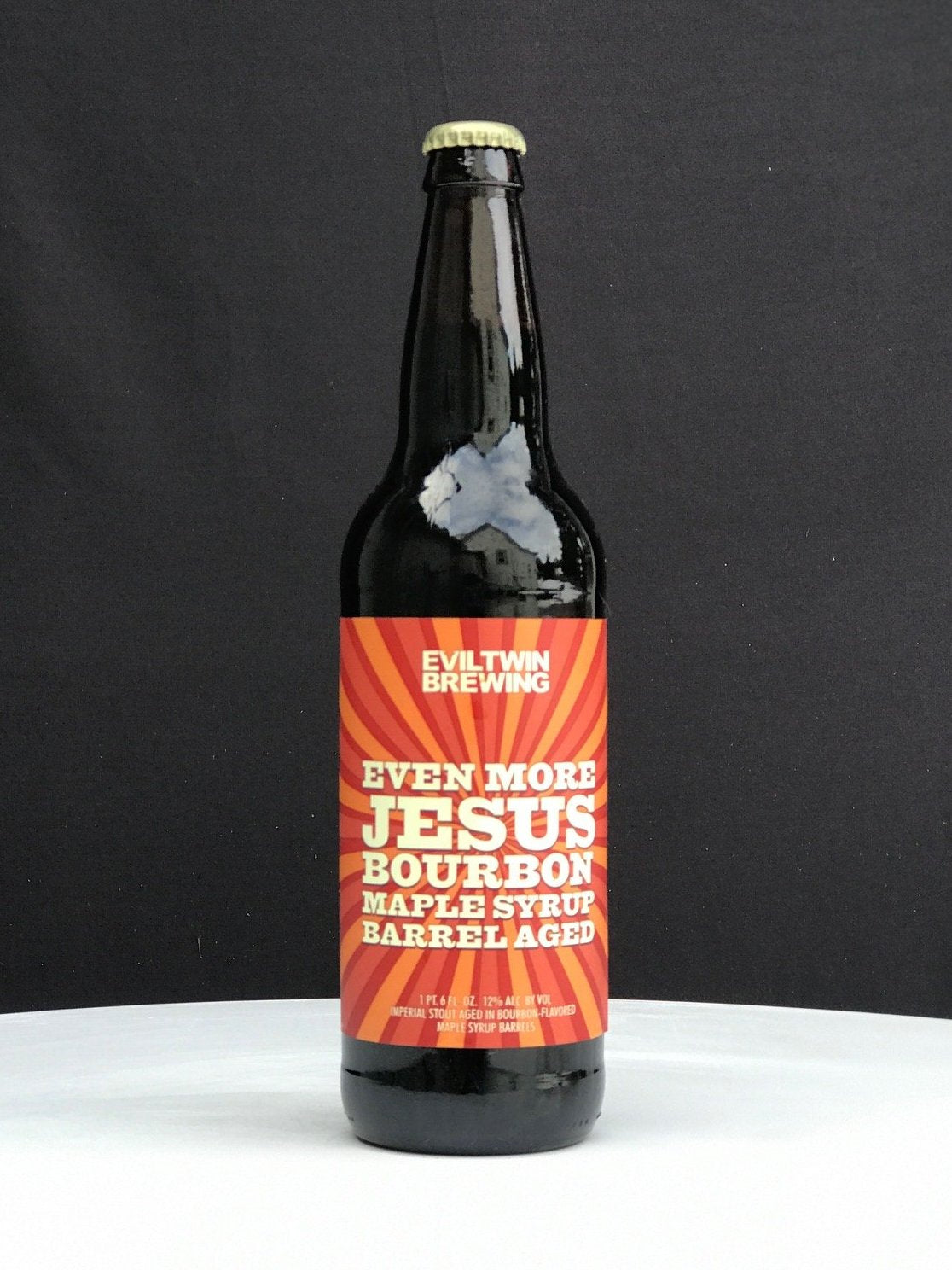 Buy Evil Twin Even More Jesus Bourbon Maple Syrup Barrel Aged Imperial Stout Online