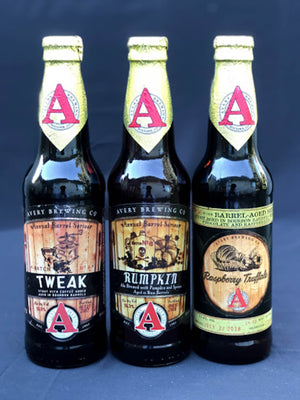 Avery Tweak Bourbon Barrel Aged Stout