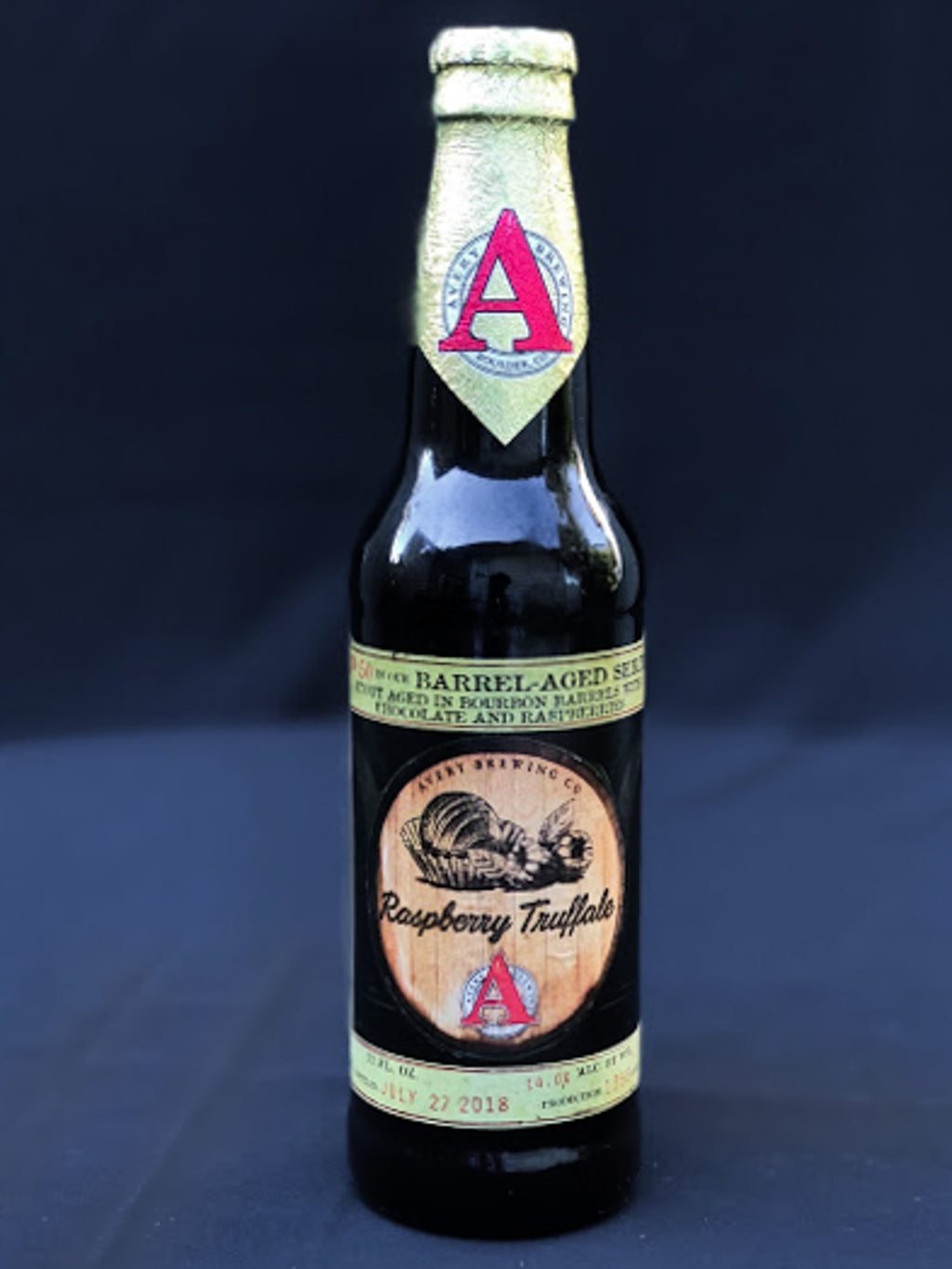 Buy Avery Raspberry Truffale Bourbon Barrel Aged Stout Online