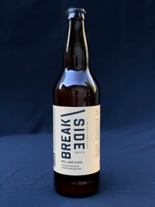 Breakside Bellwether Gin Barrel-Aged Double Witbier