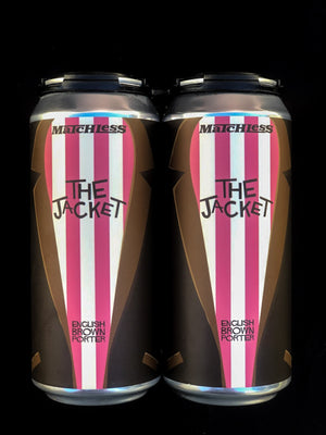 Buy Matchless Brewing 'the Jacket' English Brown Porter Online