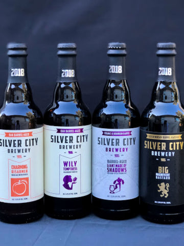 Buy Barrel Aged Silver City Beers Online- Pjsmarket.net