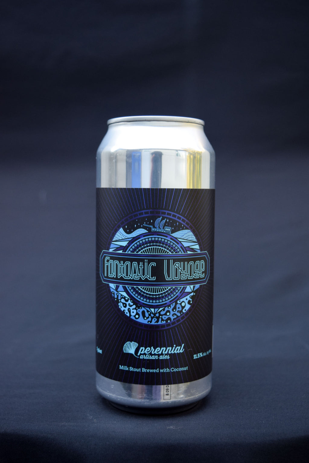 Perennial Ales Fantastic Voyage Imperial Milk Stout