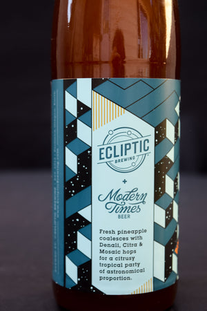 Buy Ecliptic + Modern Times Pineapple Hazy IPA Online
