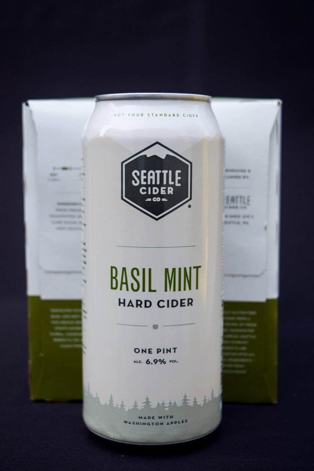 Buy Seattle Cider Basil Mint Cider Online
