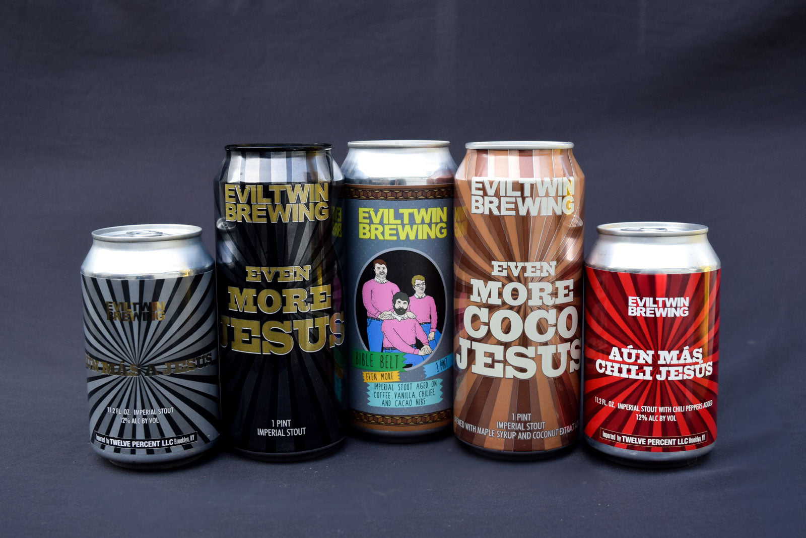 Buy Evil Twin Even More Jesus beers online