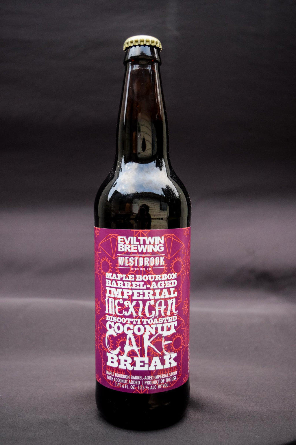 Buy Evil Twin Maple Bourbon Barrel-Aged Imperial Mexican Biscotti Toasted Coconut Cake Break Online