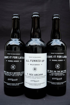 Buy Against the Grain Barrel Aged Beer Online