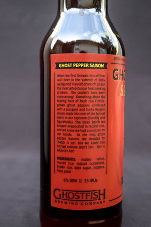 Buy Ghostfish Ghost Pepper Saison Online