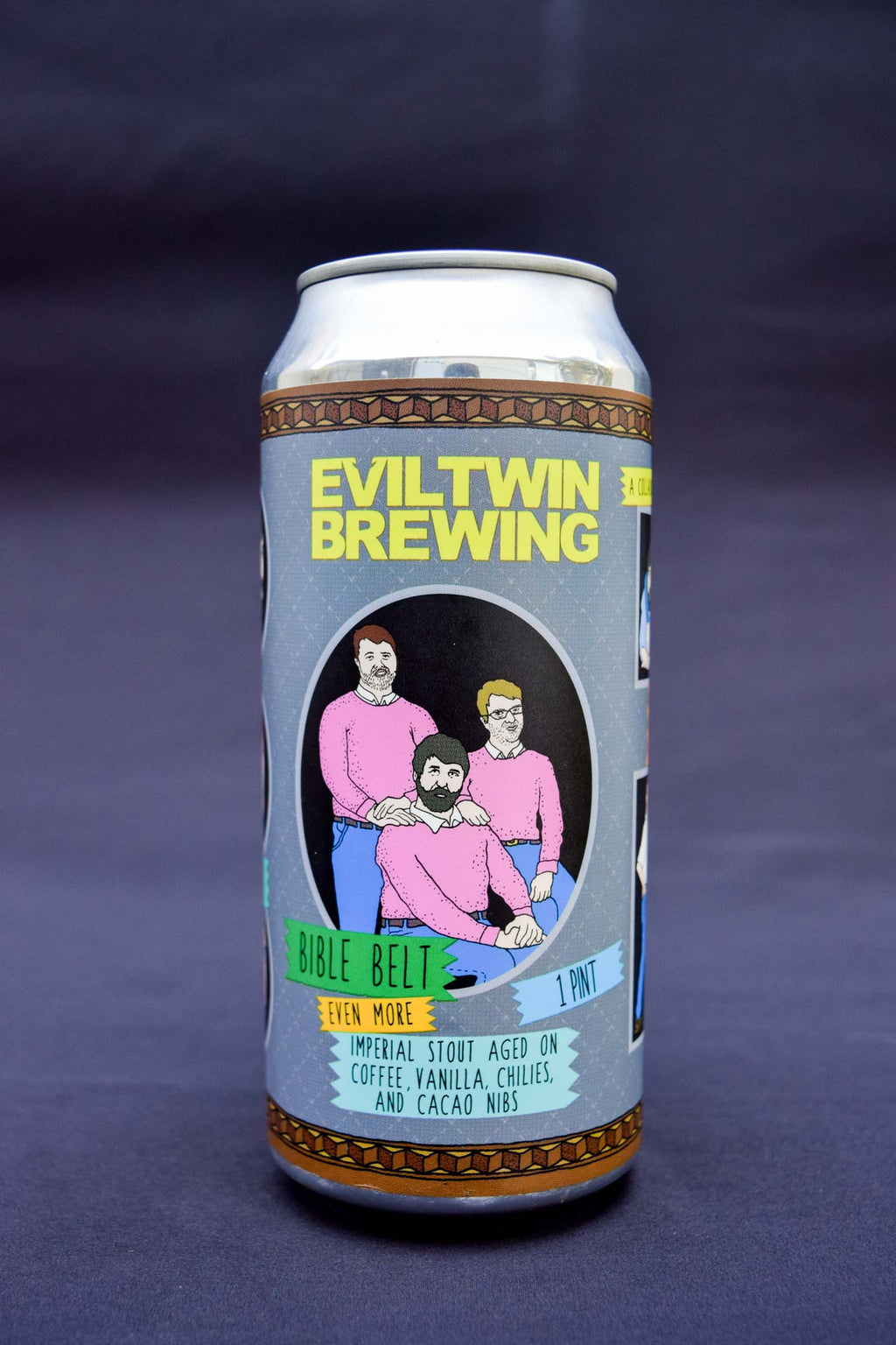 Buy Evil Twin & Prairie Ales Bible Belt Imperial Stout Online