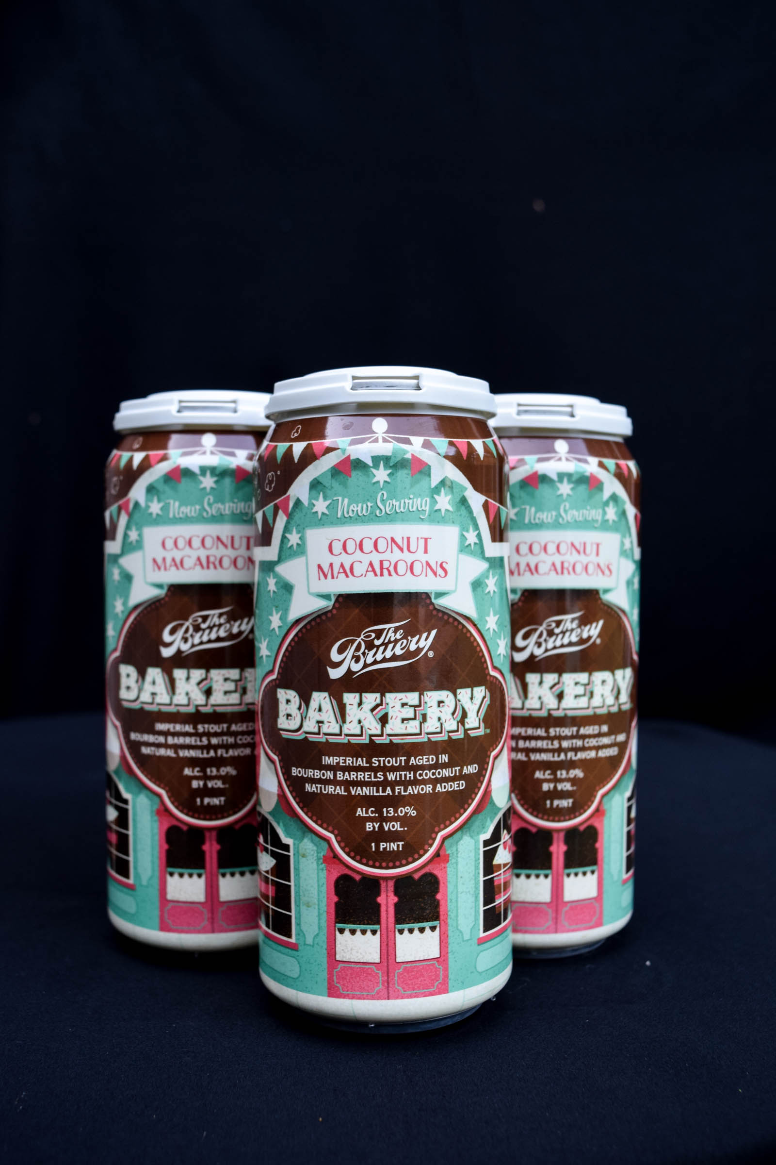 Buy The Bruery Bakery: Coconut Macaroon Imperial Stout Online