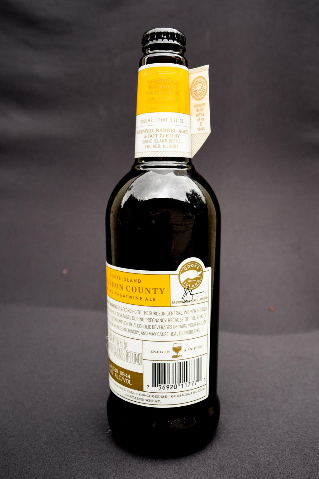 Buy Goose Island Beer Co. Bourbon County Brand Wheatwine Online