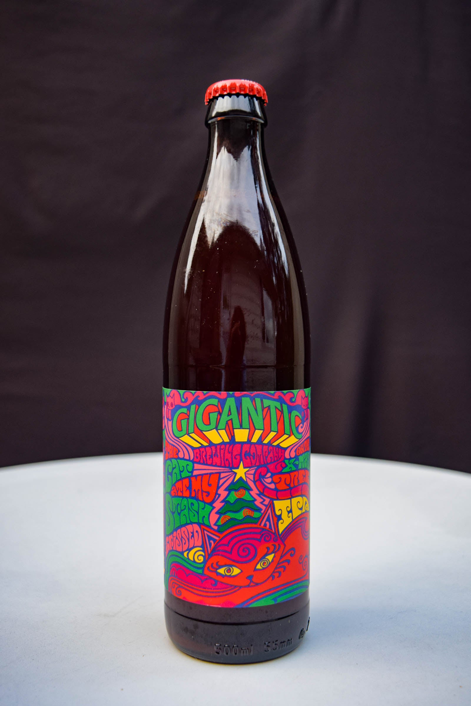 Buy Gigantic The Cat Ate My Stash & Pissed On the Christmas Tree IPA Online