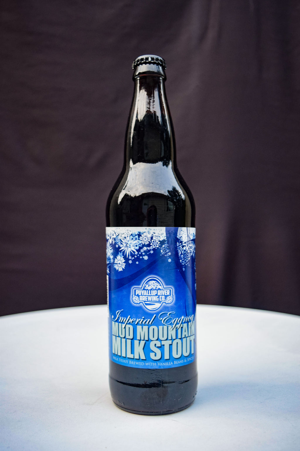 Buy Puyallup River Brewing Imperial Eggnog Mud Mountain Milk Stout Online