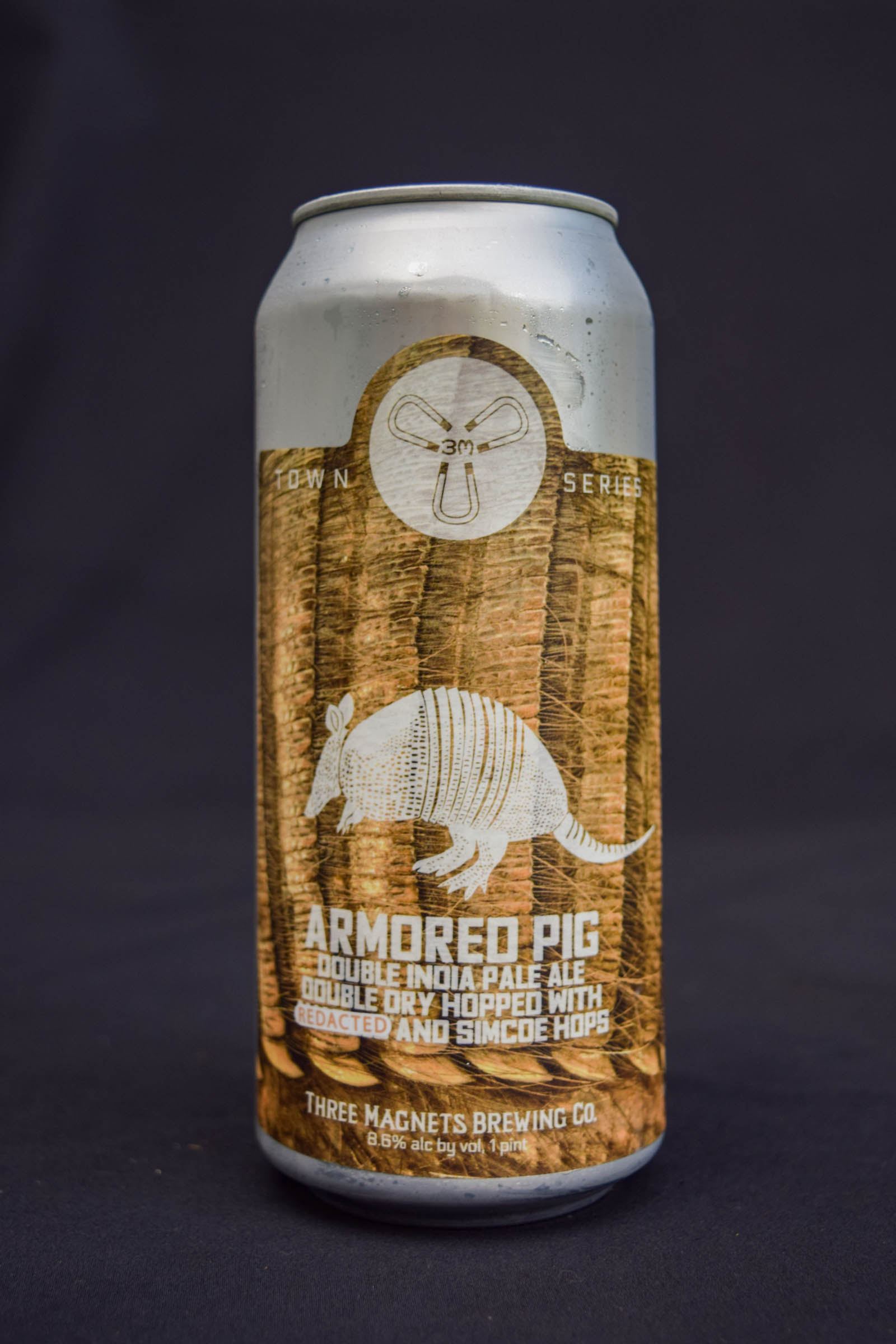 3 Magnets Brewing Armored Pig DIPA