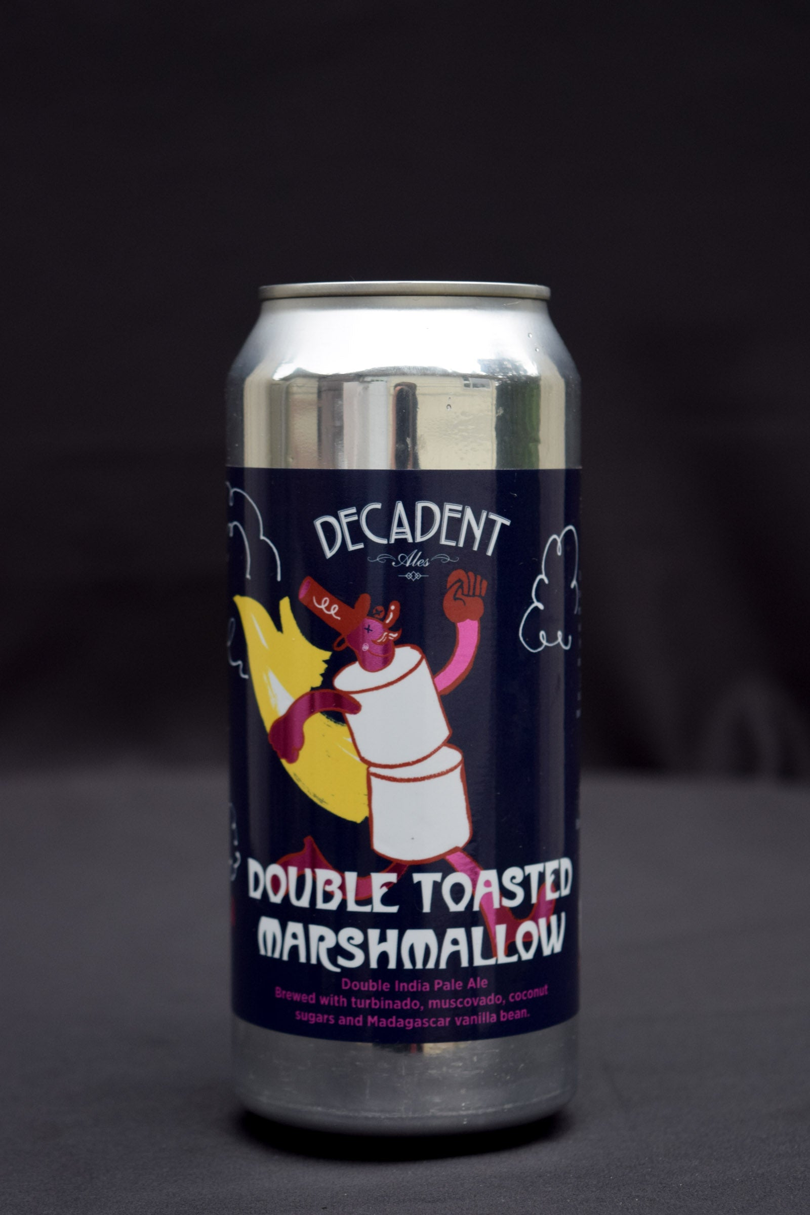 Decadent Ales Double Toasted Marshmallow Imperial IPA