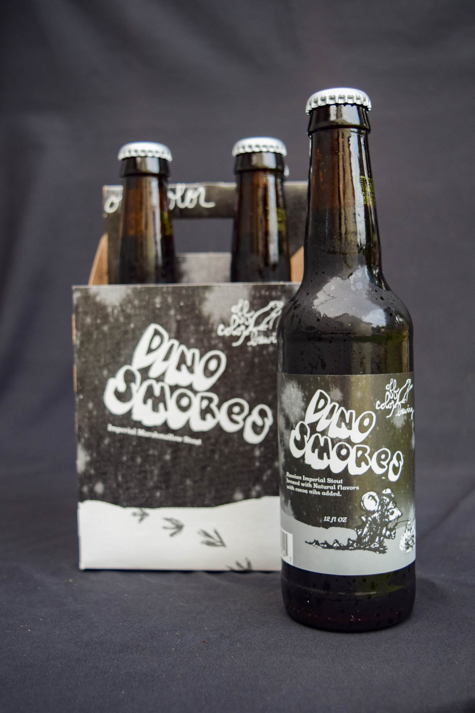 Buy Off Color Brewing Dino S'Mores Russian Imperial Stout Online
