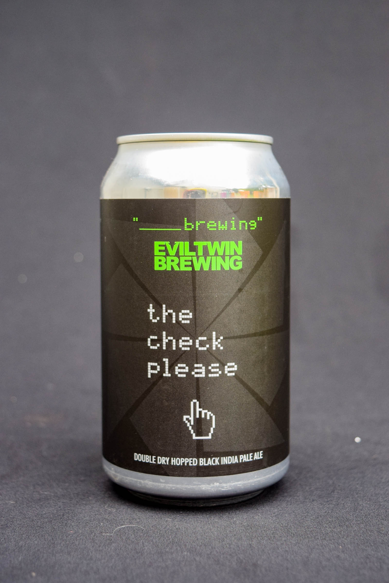 Buy Evil Twin Check Please Black IPA Online
