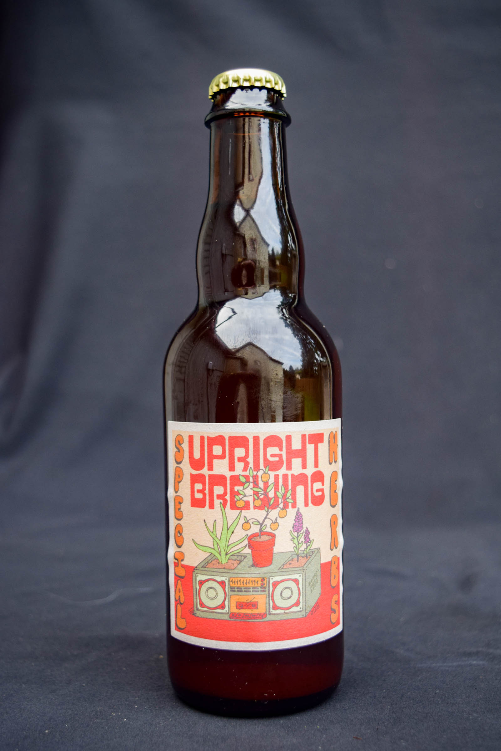 Buy Upright Brewing Special Herbs Saison Online