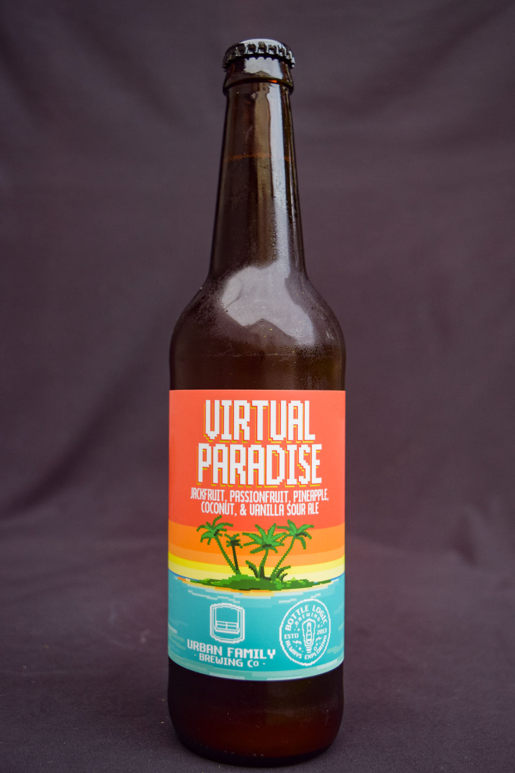 Buy Urban Family X Bottle Logic Virtual Paradise Sour Ale Online