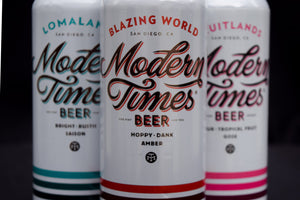 Modern Times Year Round Cans