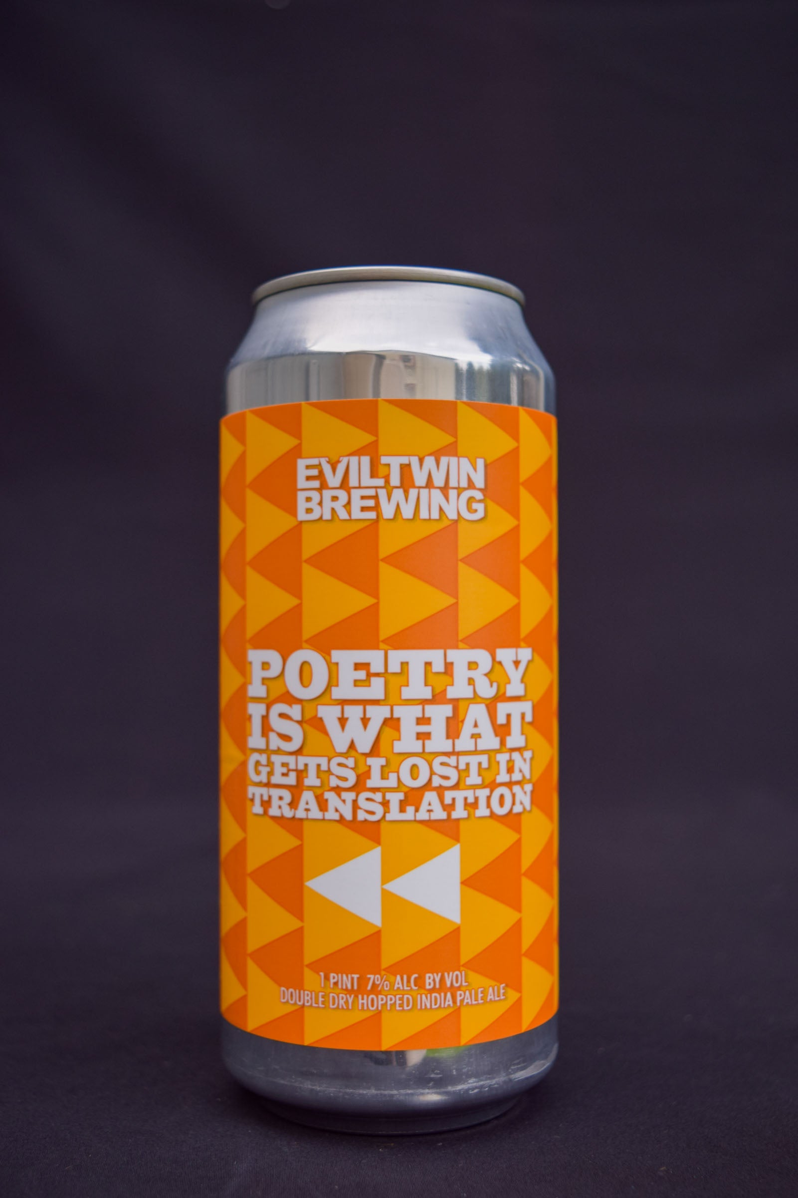 Evil Twin Poetry is What Gets Lost in Translation IPA